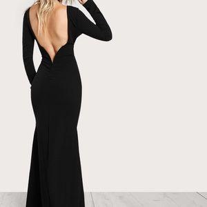 Black Dress | Wedding | Bridesmaids | Engagement